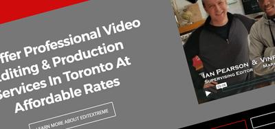 Affordable Website Design In Toronto